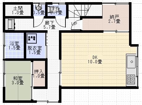 K様邸大規模改修工事のリフォーム前画像