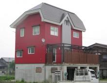 A様邸の施工例画像1
